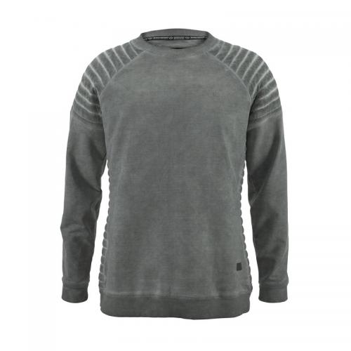 Bruno Banani - Sweat homme Bruno Banani - Gris - Promos vêtements homme