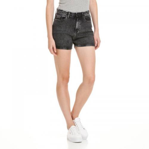 Calvin Klein Jeans - Short en jean femme Calvin Klein - Black Used - Shorts, 5f3f28089209