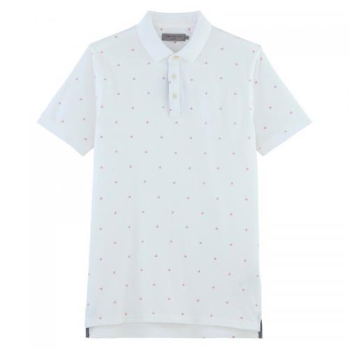 23b0e495190cc Calvin Klein - Polo manches courtes homme Calvin Klein - Blanc - T-shirt /