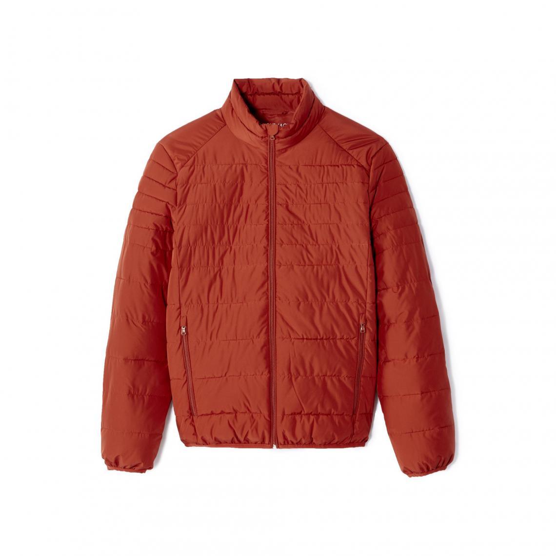 Celio Doudoune Montant Light Orange 3suisses Col Homme aWW6I4