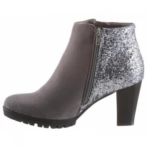City Walk - Boots femme City Walk - Gris - Les chaussures