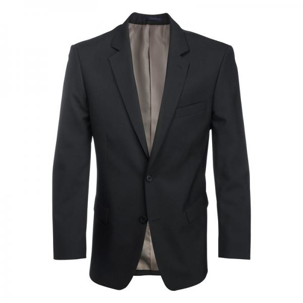 Veste de costume laine et polyester homme Class International - Noir Class International