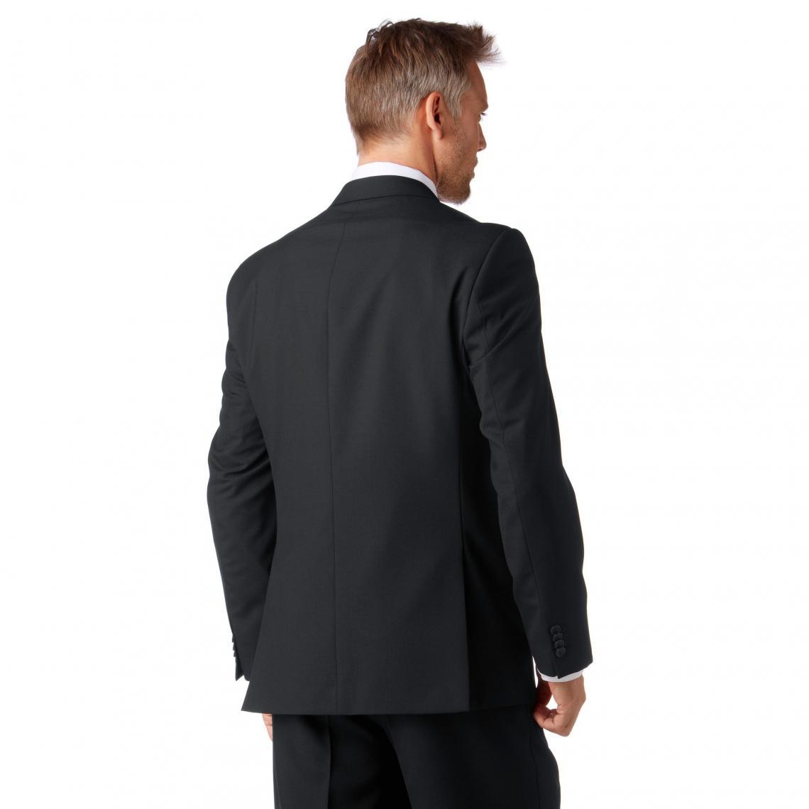 Noir International Polyester Et Costume De Class Veste Homme Laine Zf86xtwg f03cd9587e2