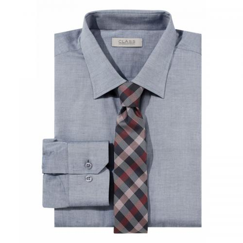 Chemise manches longues homme Class International - Blanc Class International