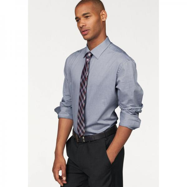 Chemise manches longues homme Class International - Blanc Class International Homme