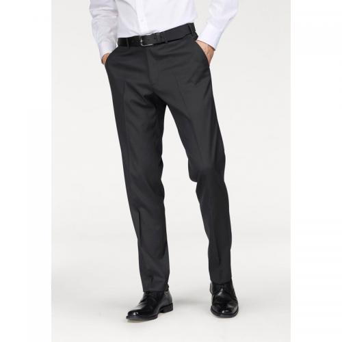 Class International - Pantalon de costume homme Lund Class - Noir - Promos vêtements homme