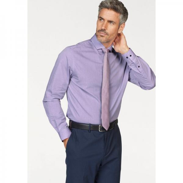 Chemise manches longues homme Class International - Lilas Class International Homme