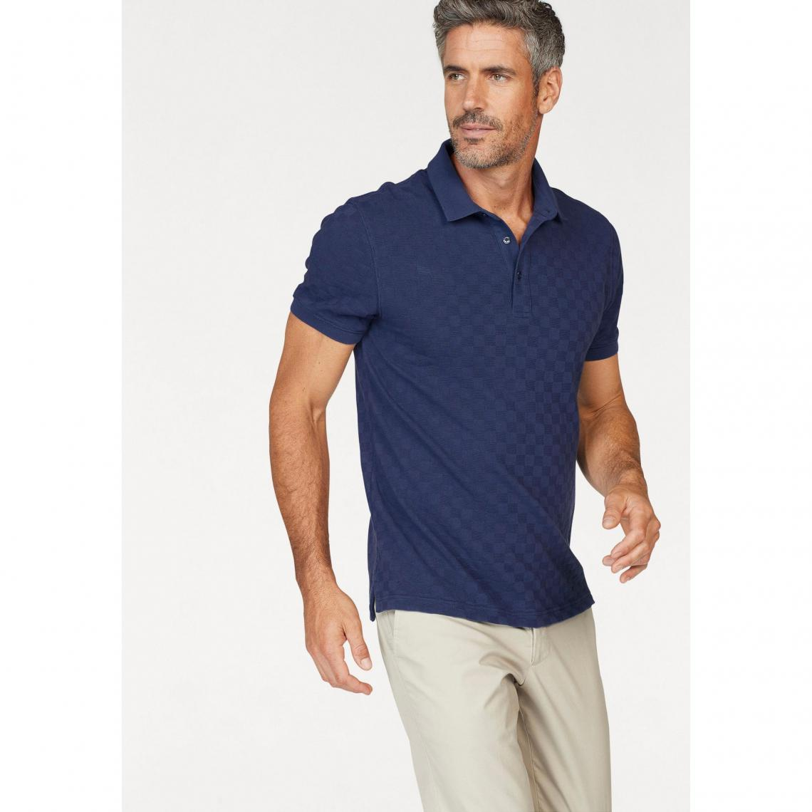 Polo manches courtes en maille homme Class International - Jeans