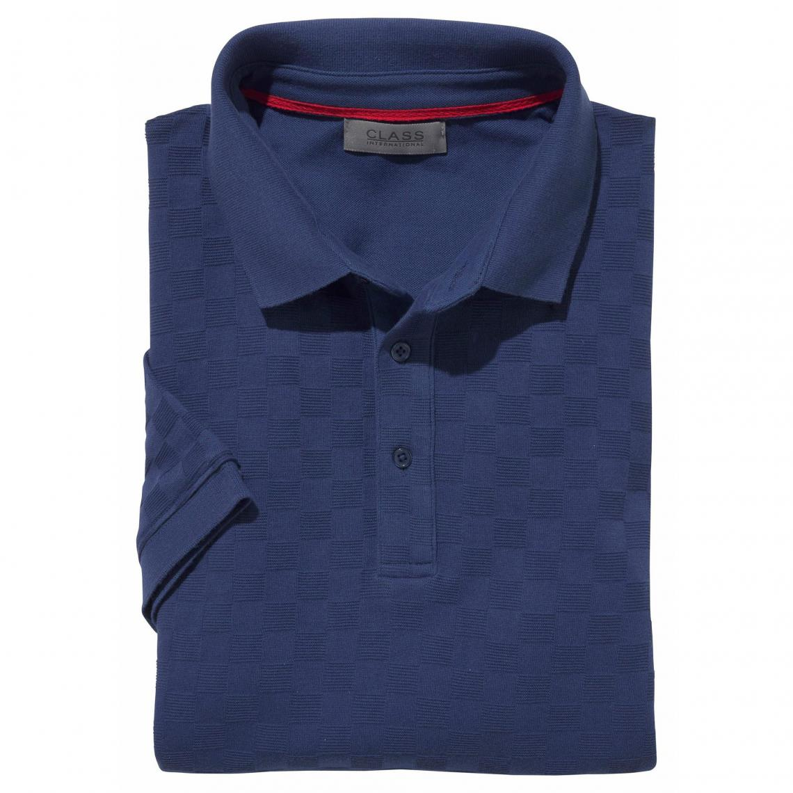Polo En Maille Homme Courtes International Manches Jeans3 Class nwv0Nm8