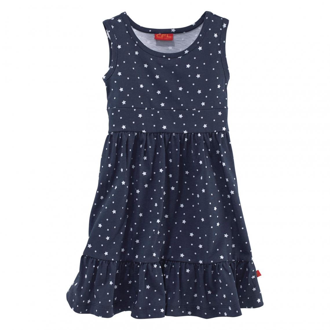 04afeb9ef8226 Ensemble robe et ruban étoilés fille Colors For Life Colors For Life Enfant