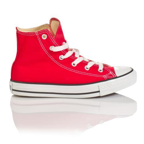 49a4a48a5de Converse - Converse Chuck Taylor All Star Haute Enfant - Rouge - Converse