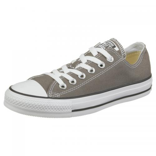 Baskets Converse All Star Ox toile - Gris Converse Homme