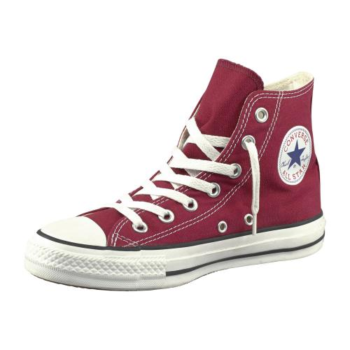 Converse - Converse All Star Hi baskets montantes - Rouge - Baskets de sport