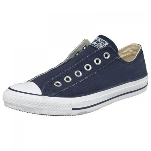 Converse - Baskets Converse Chuck Taylor All Star Slip On homme - Bleu - Chaussures