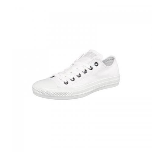 Converse - Baskets Converse All Star Ox toile - Blanc - Promos sport homme