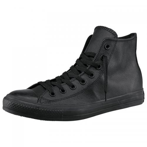 Converse - Converse Chuck Taylor All Star Core Mono baskets cuir homme - Noir - Chaussures