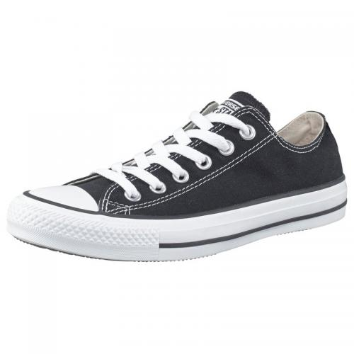 Converse - Converse All Star Ox tennis basses à lacets homme - Noir - Baskets