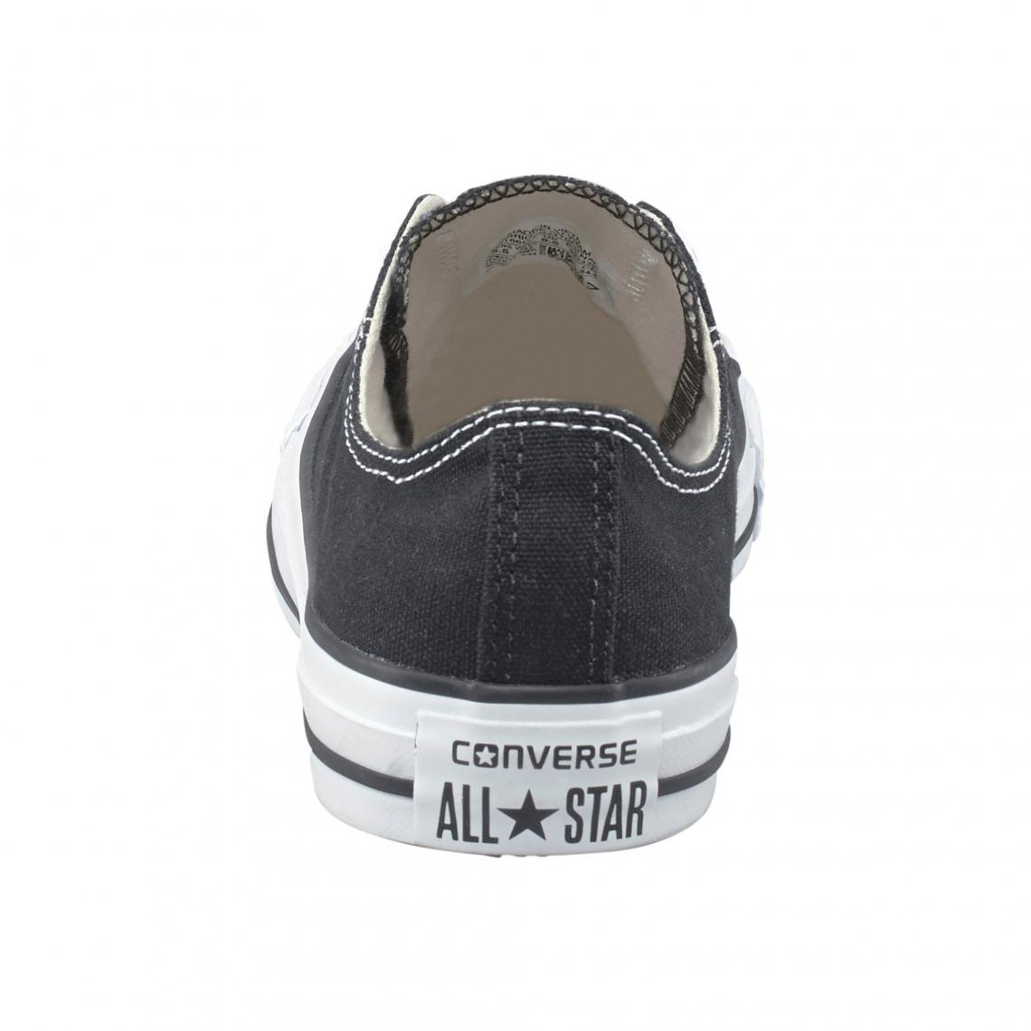 7f0eb0172af Converse All Star Ox tennis basses à lacets homme - Noir
