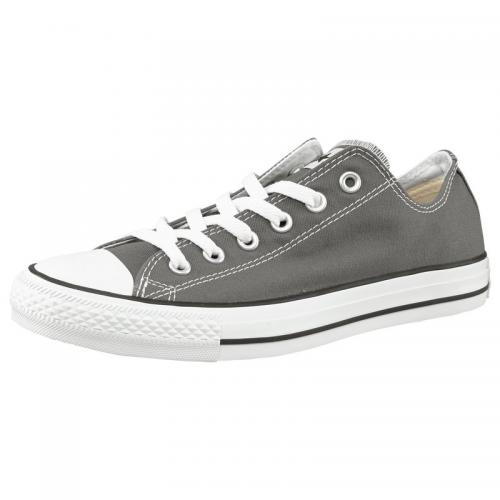 Converse - Converse All Star Ox tennis basses à lacets homme - Gris - Chaussures
