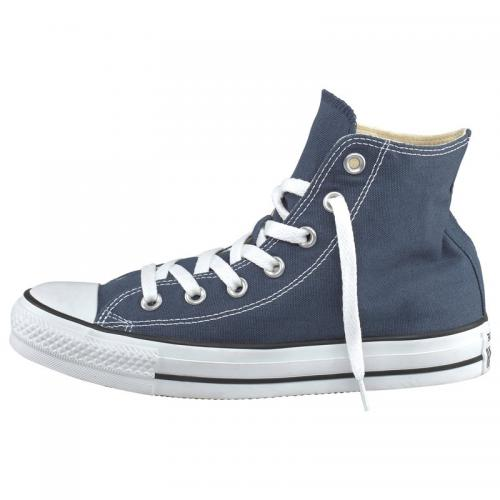 Converse - Baskets montantes homme Chuck Taylor Converse All Star Hi - Bleu - Promotions