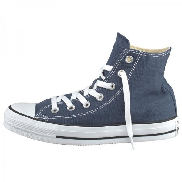 Baskets montantes homme Chuck Taylor Converse All Star Hi - Marine Converse Homme