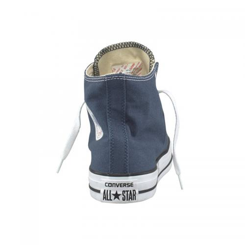 Baskets montantes homme Chuck Taylor Converse All Star Hi - Marine Converse