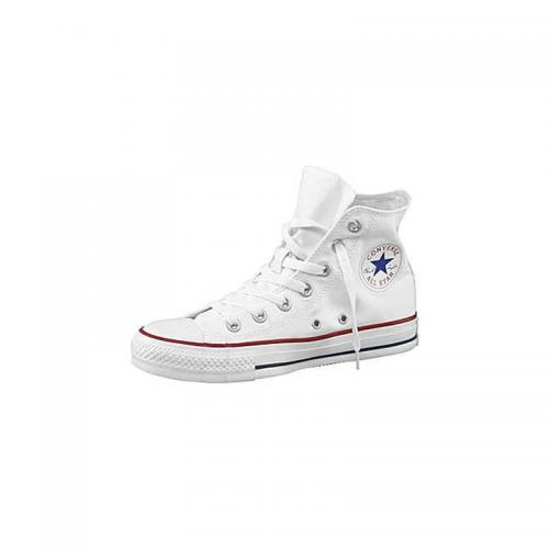 Converse - Baskets montantes homme Chuck Taylor Converse All Star Hi - Blanc - Baskets