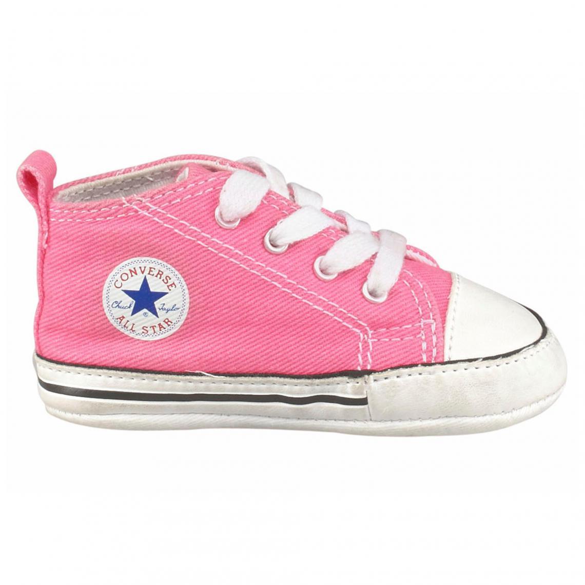 Star Converse Taylor Bébé Chuck All Chaussures Rose First a8qXZwa