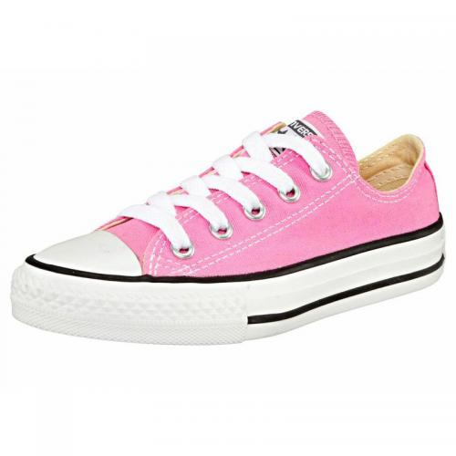 ee56ec58c3f58 Converse - Baskets fille Chuck Taylor Converse All Star - Rose Vif -  Chaussures fille