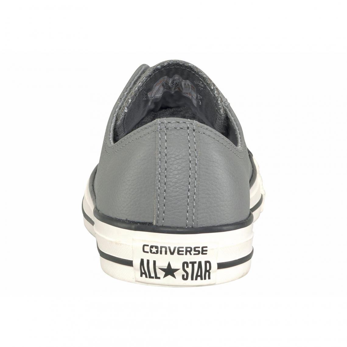 457c1da666369 Baskets Converse Cliquez l image pour l agrandir. Sneakers Chuck Taylor All  Star Ox M homme CONVERSE - Gris Converse