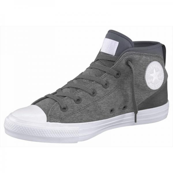 Baskets montantes homme Converse Chuck Taylor All Star Syde Street - Gris Converse Homme