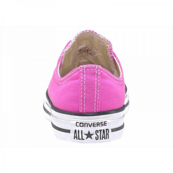 Sneakers basses femme Converse Chuck Taylor All Star Ox - Rose Fluo Converse