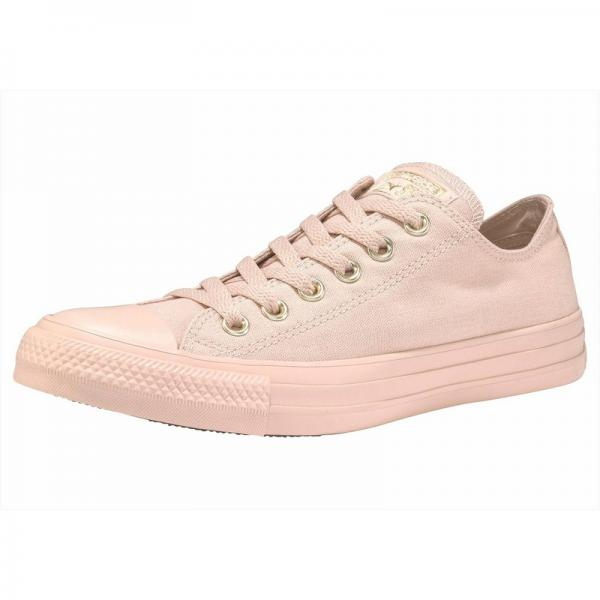 Converse Chuck Taylor All S Star-Ox Mono baskets basses femme - Rose Converse Homme