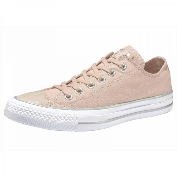 Sneakers basses femme Converse Chuck Taylor All Star Ox Seasonal 1 - Rose Sombre Converse Femme