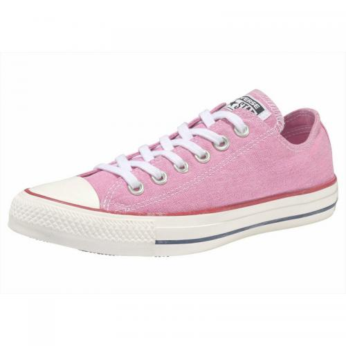 Converse - Sneakers basses Converse Chuck Taylor All Star Ox Jeans femme - Rose - Baskets