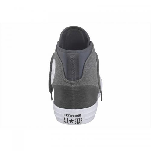 Baskets montantes homme Converse Chuck Taylor All Star Syde Street - Gris Converse