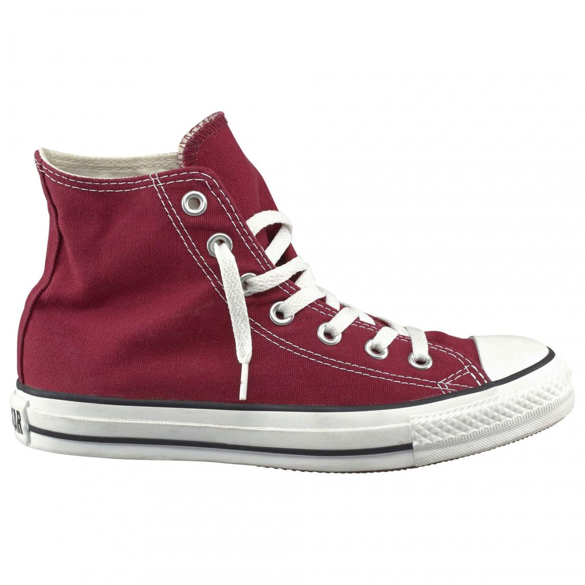 Taylor Chuck Bordeaux Baskets Star All Montantes Hi Homme Converse qaUxt6U
