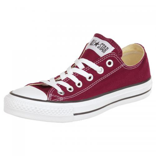 Converse - Baskets en toile homme Chuck Taylor All Star-Ox Converse - Rouge - Chaussures homme