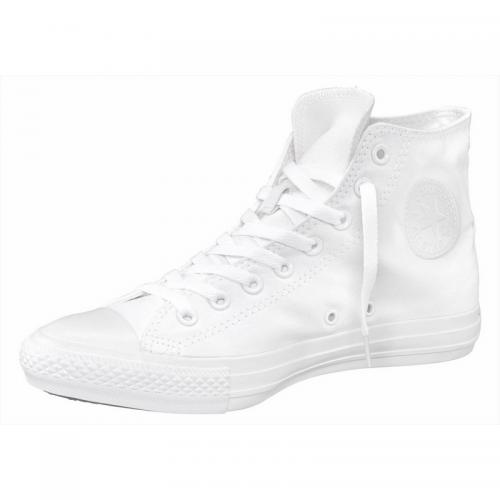 Baskets montantes Converse Chuck Taylor All Star Seasonal Monochrome homme - Blanc - Blanc