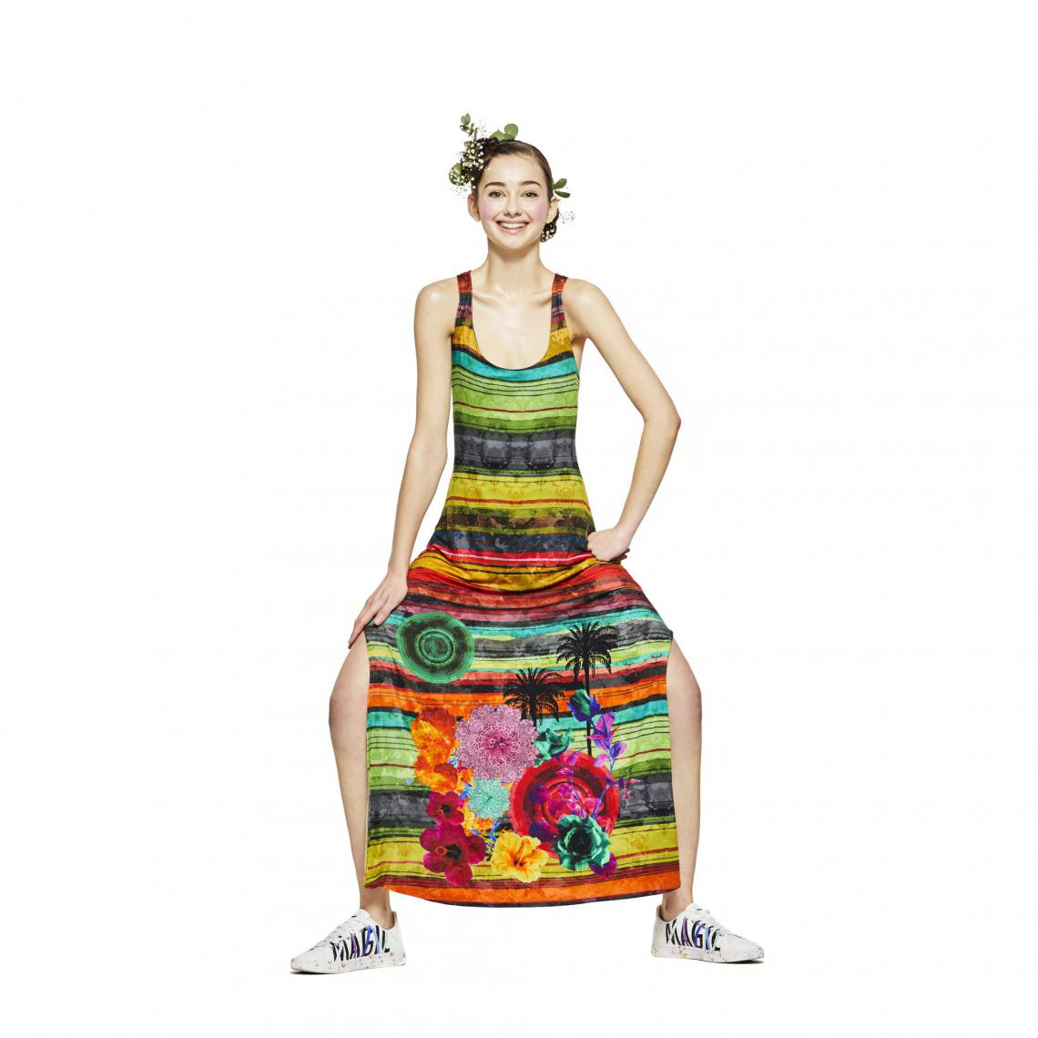 Cercle Taille L Robe Desigual Magic Innovatis Suisse Ch