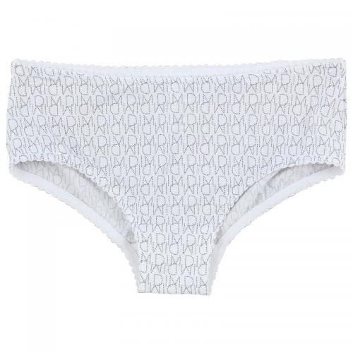 Dim - Shorty fille Dim Touch - Blanc - Vêtements fille