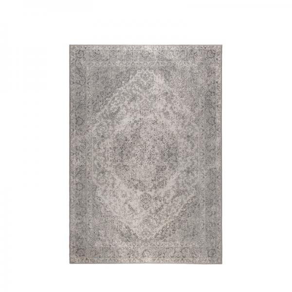 Tapis rectangulaire Ravi Dutchbone - Gris Dutchbone Meuble & Déco