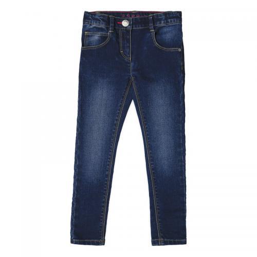 46341d4abda7e Esprit - Jean slim fille Esprit - Bleu - Vêtements fille