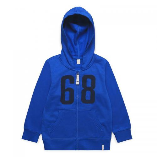 new arrival 4d4f0 b8d88 Esprit - Sweat-shirt zippé à capuche fille Esprit - Bleu - Pull   Gilet