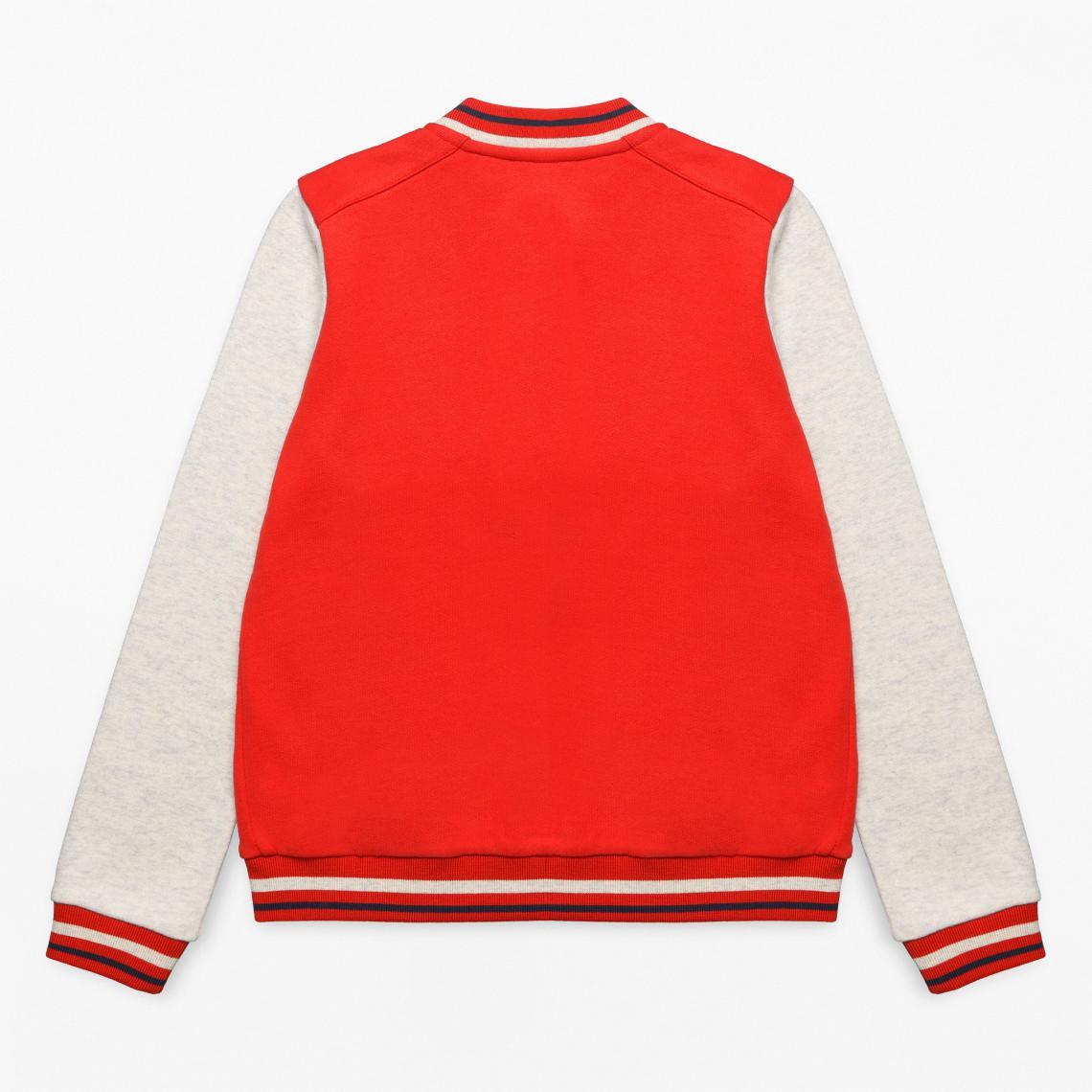 aspect esthétique moins cher Couleurs variées Sweat zippé fille Esprit - Rouge | 3 SUISSES