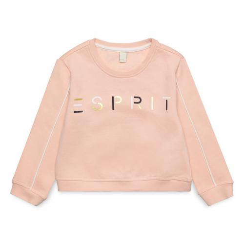 Esprit - sweat fille Esprit - Rose - Promotions