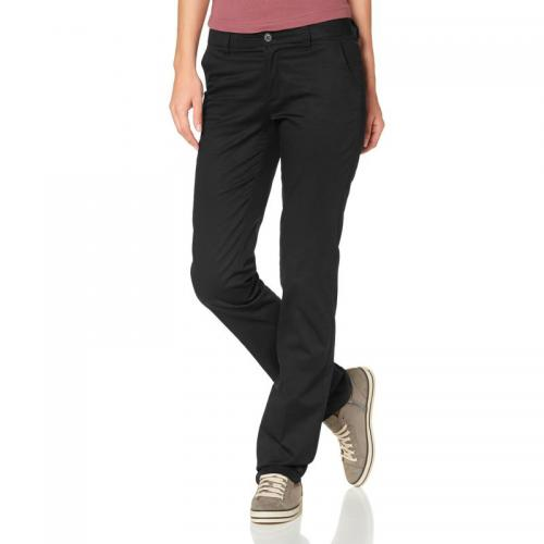 Flashlights - Pantalon en coton stretch à plis Flashlights « pantalon » - Noir - Flashlights