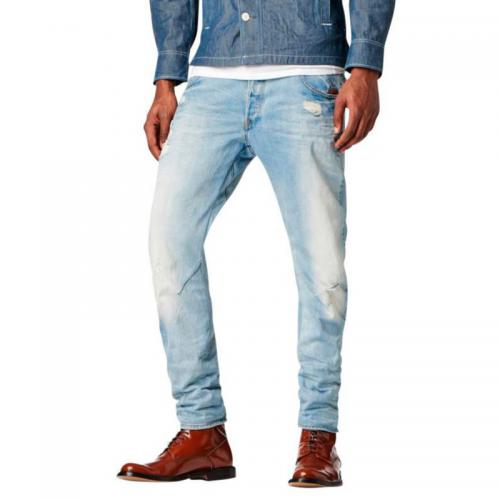 G-Star RAW - Jean slim fit Arc 3D G-Star L32 - Bleu - Vêtements homme