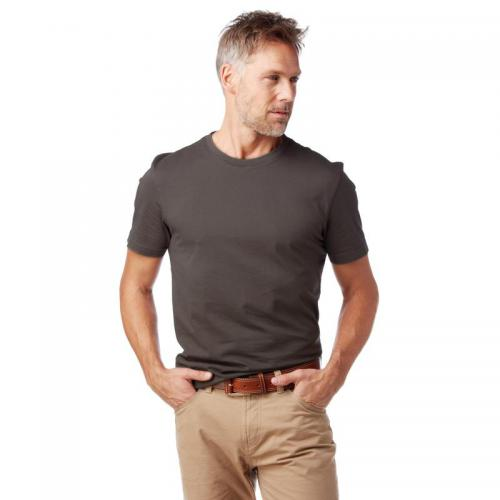 Grey Connection - Lot de 3 T-shirts col rond manches courtes homme Grey Connection - Vert - Promos vêtements homme