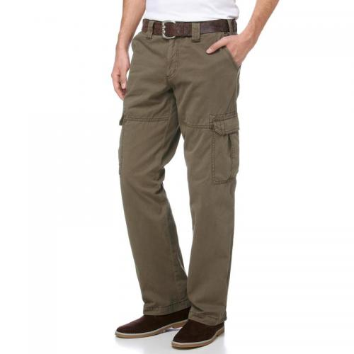 Grey Connection - Pantalon cargo, Grey Connection - Vert - Pantalon